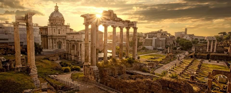 Grand Tour Rome Italy