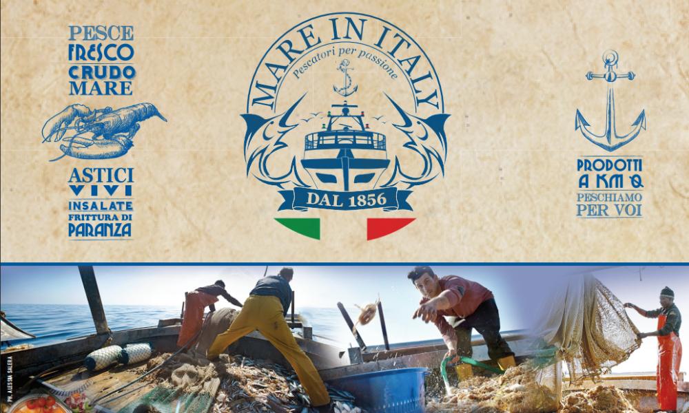 Ad anzio la pesceria mare in italy peschereccio di for Produttore di blueprint online