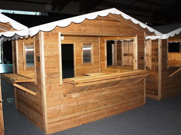 Nettuno estrazione casette mercatino di natale l 39 eco for Premiato design di casette