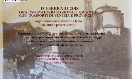 Sportello amianto Veneto