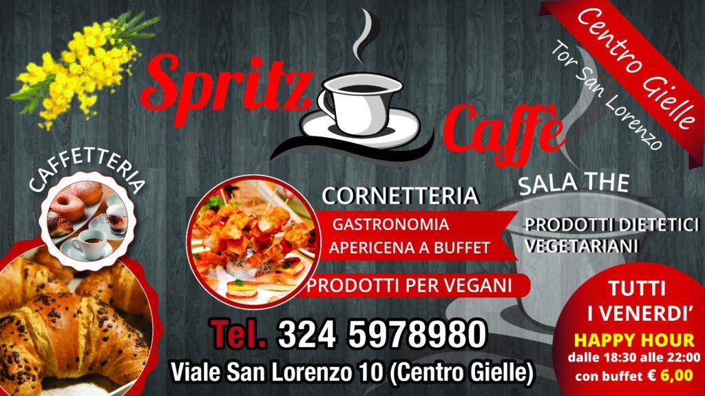 spritz caffe'